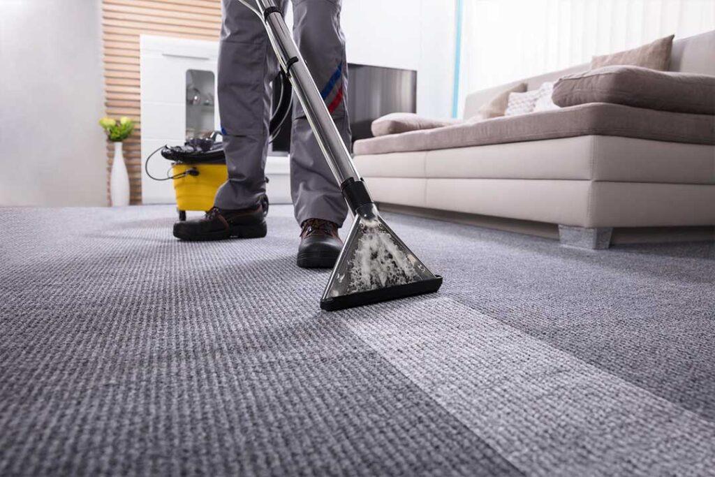 Carpet Shampoo Steam Clean